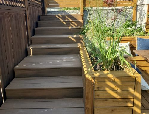Outdoors – Decks